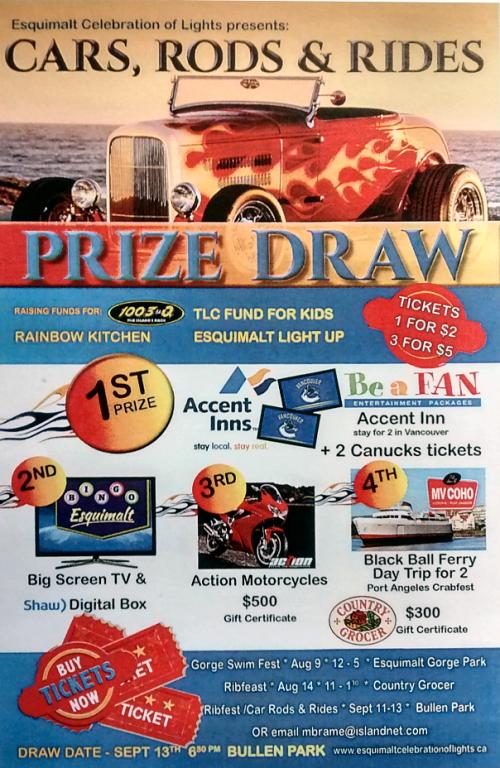 Car Rods And Rides Open Car Show Esquimalt Ribfest - Port angeles car show