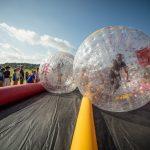 Esquimalt Ribfest Hamster Balls
